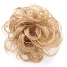 hair bun clip onedor synthetic clip on in hair bun extension tanga
