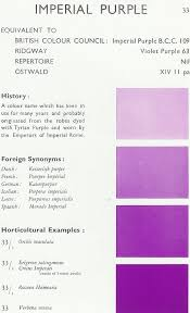 different shades of purple names shades of purple color chart