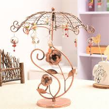 color necklace display images Vintage jewelry display stand copper color metal rotating necklace jpg