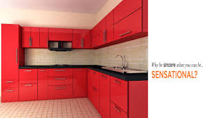 Low Priced Kitchen Cabinets Interior Design Of Kitchen In Low Budget