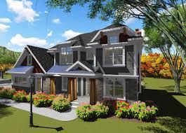 plan 89997ah 2 story open concept home open concept double