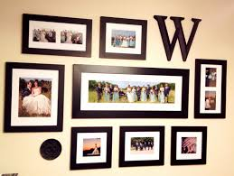 hanging wedding photos this can aldo be for any pics grest
