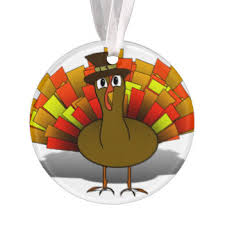 turkey ornaments keepsake ornaments zazzle