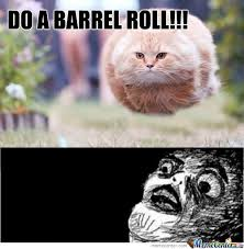 Do A Barrel Roll Meme - do a barrel roll by jack scribner meme center