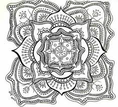 cool coloring pages adults free printable mandalas coloring pages adults coloring book
