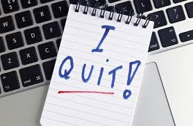 Good Reasons For Quitting A Job On A Resume Is It Ever Ok To Quit On The Spot Wsj