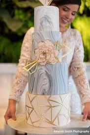 gray marbled wedding cake u2013 johnson u0027s custom cakes