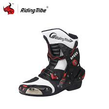 motocross racing boots online get cheap red motocross boots aliexpress com alibaba group