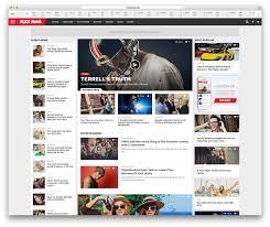 design magazine site top 50 news magazine wordpress themes 2018 colorlib
