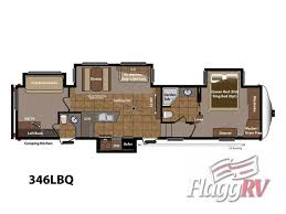 Keystone Montana Floor Plans by Used 2013 Keystone Rv Mountaineer 346lbq Fifth Wheel At Flagg Rv