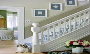 awesome stairway wall decorating ideas contemporary trend