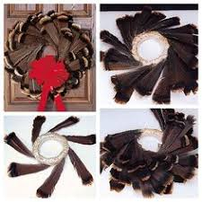 how to make turkey feathers deer antler wreath design update pictures and images