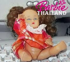 Barbie Meme - thailand barbie by photoshoper meme center