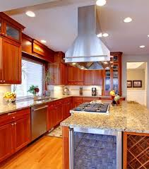 kitchen islands with stove top 31 smart kitchen islands with built in appliances digsdigs