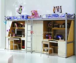 Bunk Beds With Wardrobe China School Furniture Bunk Beds With Study Table And Wardrobe Sf