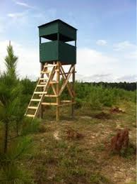 Stand Up Hunting Blinds A Time To Hunt Stand Up 4x6 Deer Stand Deer Stand Pinterest