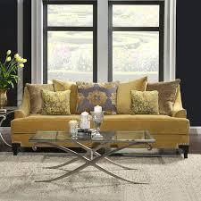 Gold Sofa Living Room Charlene Sofa In Light Gold Sophisticated Neutrals On Joss