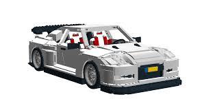 nissan lego lego ideas high detail cars