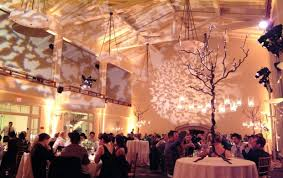inexpensive wedding venues bay area ventana room in the golden gate club set up for a wedding