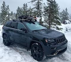 jeep grand cherokee custom 2015 playing in the snow jeep offroad adventure explore challenge