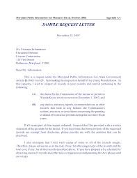 Formal Letter Asking Information new formal letter format asking for information templates design