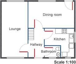 floor plan with scale 89 floor plan scale 1 100 floor plan scale 1 100 ground froor