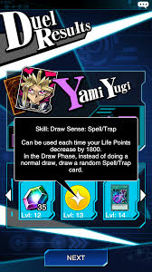 yu gi oh duel links character skill guide for beginners online