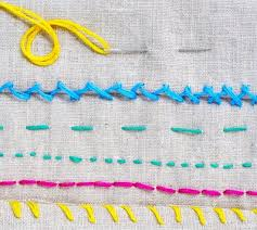 tutorial membuat instagram in my hand how to hand sew 6 basic stitch photo tutorials apartment therapy