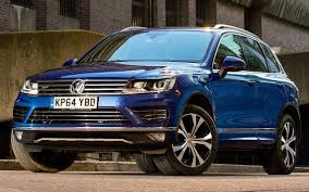 volkswagen suv 2015 interior volkswagen touareg review better value than a bmw x5