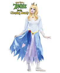once upon a zombie sleeping beauty womens costume women costume