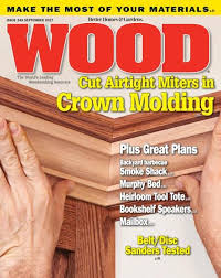 wood magazine u2013 september 2017 download free digital true pdf