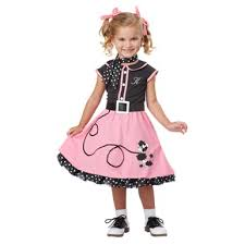 Grease Halloween Costume Kids Decade Costumes 1960s 1970s 1980s 1990s Costumes