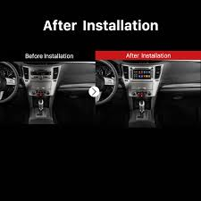 subaru car 2010 2009 2010 2011 2012 2013 subaru outback gps car radio installation