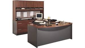 U Shaped Desks With Hutch Bush Furniture For Your Home And Office Bush Furniture 2go