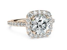 best diamonds rings images Choosing a diamond for yellow and rose gold ritani jpg