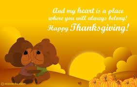 happy thanksgiving card thanksgiving ecard teddy