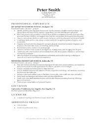 preschool resume template nursery resume preschool resume resume