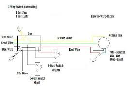 ceiling fan switch wiring diagram hunter integralbook com