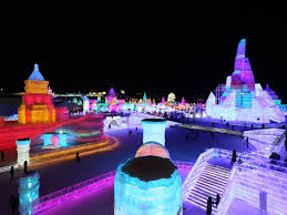 harbin snow and ice festival 2017 2018 harbin international ice u0026 snow sculpture festival