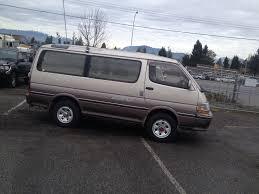 nissan caravan high roof silk road autos delica and hiace van importer vancouver bc canada