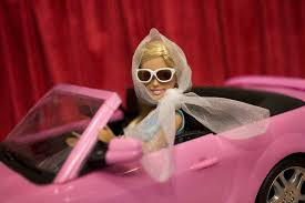 barbie red cars barbie coming to the big screen in live action comedy for sony