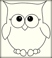 10 Simple Owl Coloring Pages For Adults Color Zini Owl Color Pages