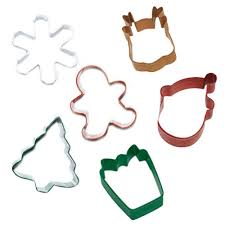 thanksgiving cookie cutters amazon com wilton holiday grippy cookie cutters set of 4