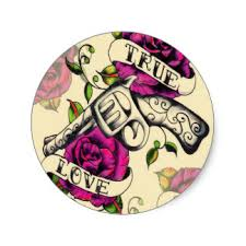 true love tattoo gifts on zazzle