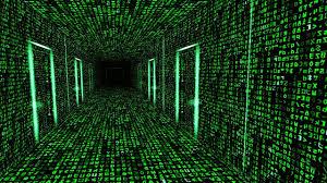 spooky screensavers 3d matrix corridors screensaver for windows hd youtube