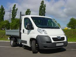 peugeot van boxer new peugeot boxer arb u0026 chipper box tippers for sale at unbeatable