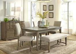 dining table bench with backrest dining room modern kitchen design