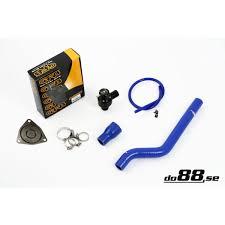 s60 v70n turbo dump kit blå