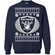 raiders christmas sweater with lights oakland raiders christmas sweater ugly sweatshirts rockatee