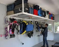 garage bike storage ceiling home design ideas